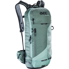 EVOC FR Lite Race Backpack 10 L olive-light petrol